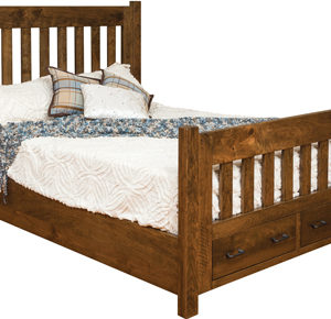 Timber Mill Queen Bed