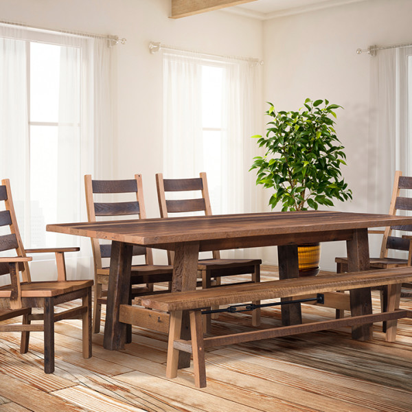 Cleveland Dining Collection - 960x720 - Authentic Barnwood