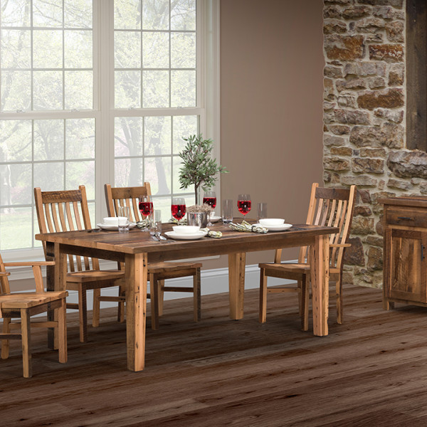 Edinburgh Dining Collection - 960x720 - Authentic Barnwood