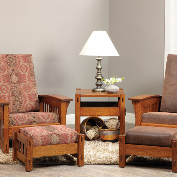 Morris Living Room Chairs - 960x720